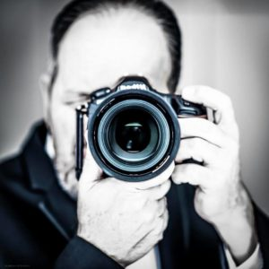 David Downs, with DSLR